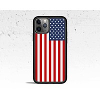 American Flag USA Phone Case for Apple iPhone