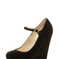Milli Ankle Strap Wedges