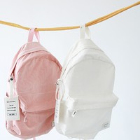 Tyakasha Corduroy Backpack | 2 Colors