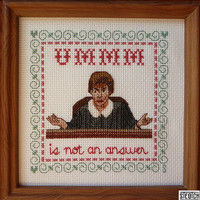 Judgment Day - Judge Judy Sewing Pattern