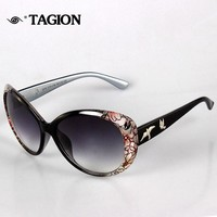 2016 New Arrival Women Fashion Sunglass Brand Designer Glasses Women Heigh Quality Promotion Price Selection Sunglasses 3270