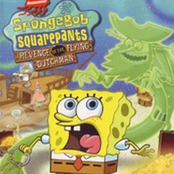 SpongeBob SquarePants: Revenge of the Flying Dutchman  (Nintendo GameCube, 2002) Disc only