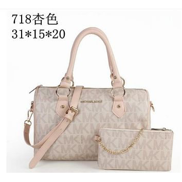 MK WOMEN HANDBAG PURSE SHOULDER BAG TOTES+WALLET MK718