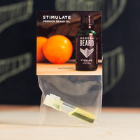 Stimulate Beard Oil, 1ml