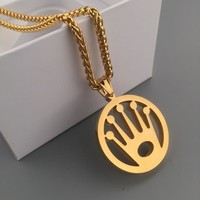 Jewelry New Arrival Stylish Shiny Gift Hot Sale Fashion Hip-hop Club Necklace [6542723331]