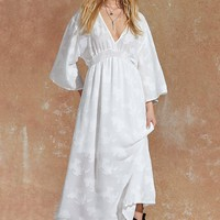 This is Your Show Maxi Dress