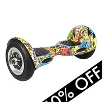 Graffiti Hoverboard