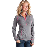 Women's Cruel Girl Athletic 1/2 Zip Pullover