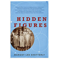 Hidden Figures with Signed Bookplates