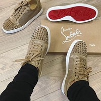 Christian Louboutin CL low top casual shoes