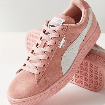 Puma Suede Classic Sneaker   Urban Outfitters