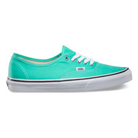 Vans Authentic Womens Shoes Cockatoo/True White  In Sizes