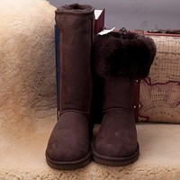 Ugg 5815 Chocolate Classic II Tall Boot Snow Boots