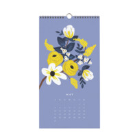 2015 Les Fleurs Calendar by RIFLE PAPER Co. | Made in USA