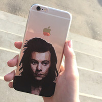 For iPhone 6S Case One Direction Soft Flexible Thin Gel TPU Skin Case Cover for iPhone 6 6S 4.7 inch