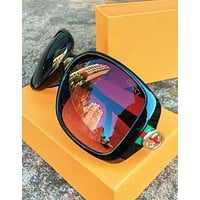 GUCCI Fashion New Polarized Sun Protection Women Men Travel Leisure Eyeglasses Glasses