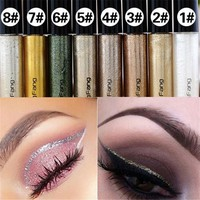 Makeup Glitter Eyeliner Long Lasting Eyeshadow Shiny Eyeliner Eye Makeup Cosmetic