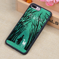 Harry Potter Doodle Always Printed Soft Rubber Phone Cases For iPhone 6 6S Plus 7 7 Plus 5 5S 5C SE 4 4S Back Cover Skin Shell