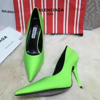 Balenciaga Fashion Low Heeled Shoes
