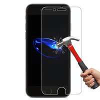 Ultra Thin Tempered Glass Screen Protector Cases Coque for iPhone 4 4S 5 5S SE 5C 6 6S 7 7 Plus case Original fundas