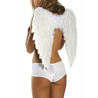 Sexy Fallen Angel Feather Large Wings