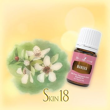 Manuka Essential Oil Single