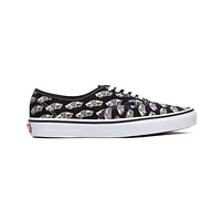 Vans Men's Authentic Blue Boards Black Blue