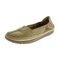 Naturalizer Womens Feist Leather Stretch Loafers