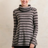 Hollis Striped Knit Sweater