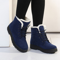 Women Shoes New Arrival Women Winter Boots Warm Snow Boots Fashion Platform Ankle Boots For Women Shoes