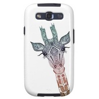 FINALLY OUT FOR SAMSUNG GALAXY S3 !!!    *** GIRAFFE ***SAMSUNG GALAXY S3 CASE from Zazzle.com