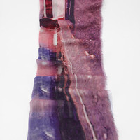 Urban Outfitters - Deena & Ozzy Landscape Photo Scarf