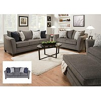 6485 Albany Pewter