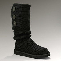 UGG® Classic Cardy for Women | Knit Boots at UGGAustralia.com