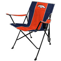 Denver Broncos NFL Tailgate Chair and Carry Bag