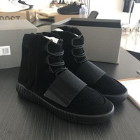 DCCKFX2 Adidas Yeezy Boost 750 Triple Black BB1839