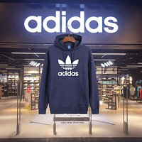 Navy Blue Adidas Hoodie Sweater for Women Men Gift