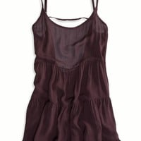AEO Women's Effortlessly Chic Babydoll Dress