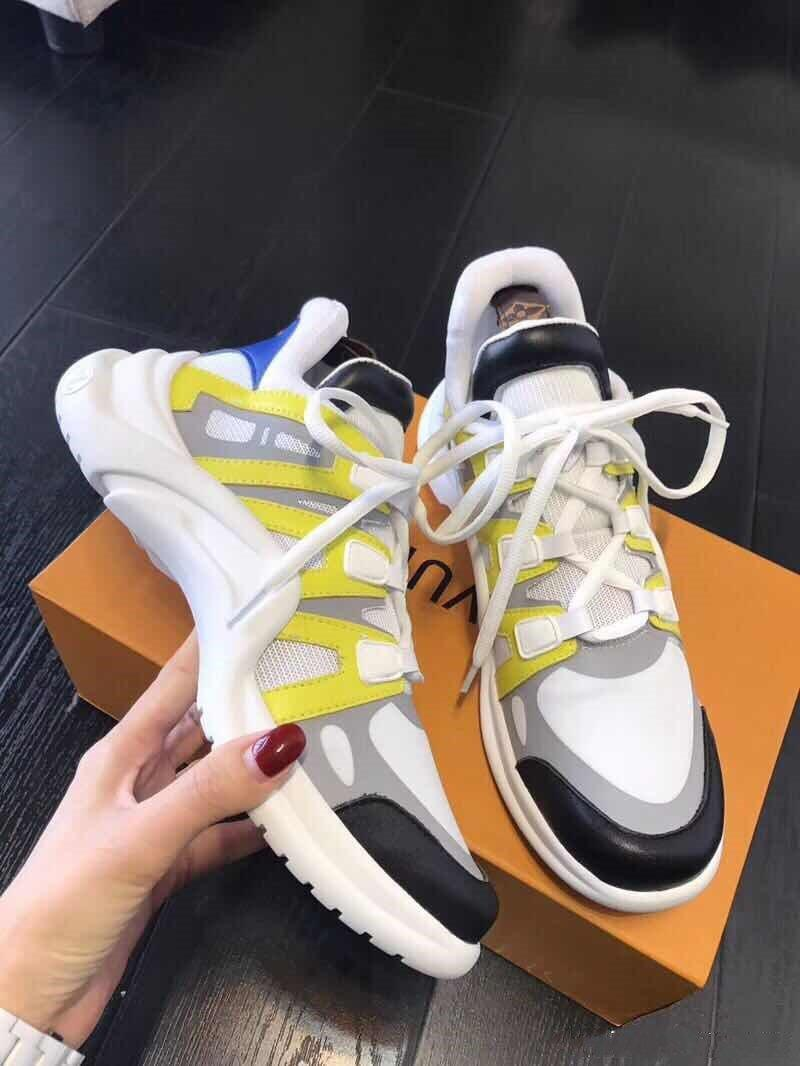 Image of Louis Vuitton LV Archlight Sneaker