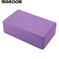 New Yoga Props Foaming Foam Block Brick Home Exercise Gym Training Fitness Tools