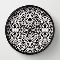 Baroque Style Inspiration G91 Wall Clock by MedusArt