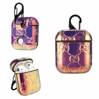 GG CHAMELEON AIRPOD CASE - PURPLE