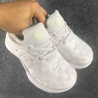 Tagre™ NIKE Girls Boys Children Baby Toddler Kids Child Weave Breathable Sneakers Sport Shoes