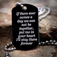 If There Ever Comes a Day Necklace