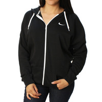 Nike Women's Club Boyfriend Full Zip Hoodie