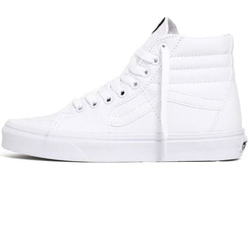 Sk8-Hi Women's Sneakers True White