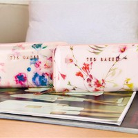 Day-First™ Ted Baker Women Leather Purse Wallet