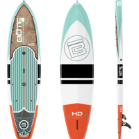 BOTE HD 106 Compact Fishing Paddle Board SUP | BOTE Paddle Boards - Stand Apart | Fish. Paddle. Surf.