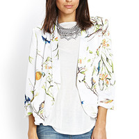 Bird of Paradise Blazer
