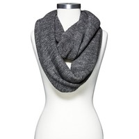 Women's Limited Edition Cashmere/Wool Blend Infinity Scarf - Gray